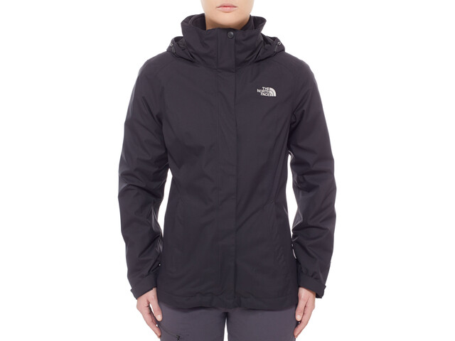 brand new 57273 28c4d The North Face Evolve II Triclimate Jacket Damen tnf black